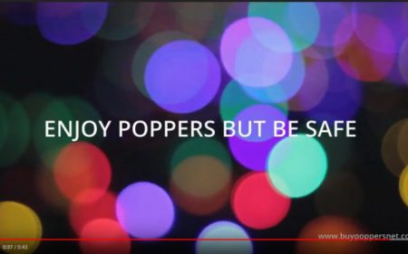 Poppers: what not to do