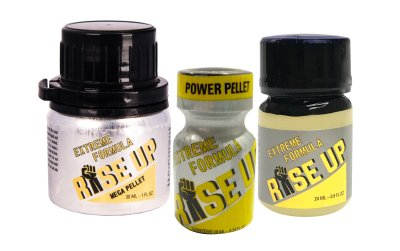 Rise Up Poppers - 3 Sizes
